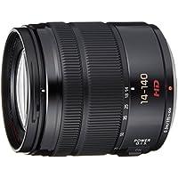 Panasonic LUMIX G VARIO 14-140mm / F3.5-5.6 ASPH. / POWER O.I.S. H-FS-14140 -K (Black) - International Version (No Warranty)