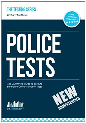 Book POLICE TESTS: Numerical Ability and Verbal Ability tests for the Police Officer Assessment centre 2015 Version (Testing Series) by Richard McMunn (2015-01-06)