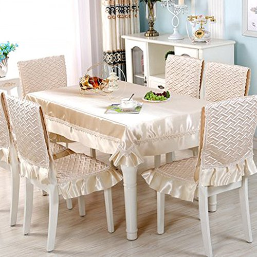 Nappe Tissu Repas Anti-Fouling Table Basse Rectangulaire Européenne Moderne Minimaliste Maison, 2,150200Cm