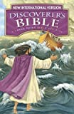 img - for [(NIV Discoverer's Bible )] [Author: Zondervan] [Jul-2011] book / textbook / text book