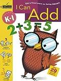 I Can Add (Grades K - 1), Patricia A. Reynolds, 0307035905