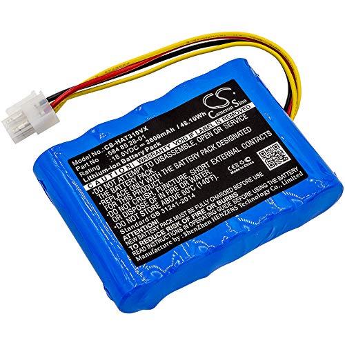 Vacuum Battery for Husqvarna 584 82 28-01 for Husqvarna Automower 310 2016 Automower 310 2017 Automower 310 2018 Automower 315 2015 Automower 315 2016 Automower 315 2017 Automower