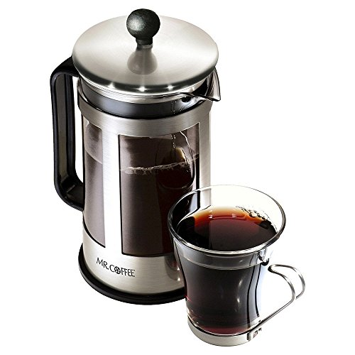 mr coffe 3 piece french press - 1