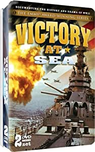 Victory At Sea - The Emmy Award Winning Series - 26 Episodes - 2 DVD Embossed Tin