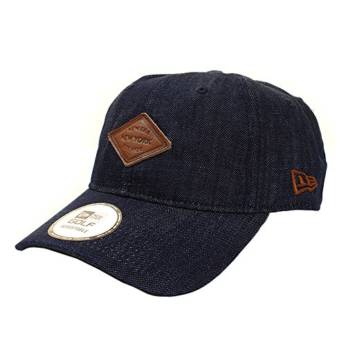 ニューエラ NEW ERA 帽子 GOLF 930 DENIMキャップ デニム フリー
