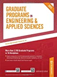 Graduate Programs in Engineering and Applied Sciences, Peterson's, 0768928567