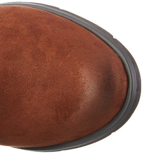 25500 Long Women's Cognac Marco 305 Brown Tozzi Boots wtqxxAZH5