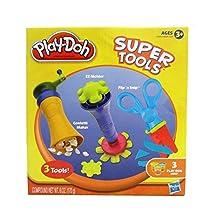 Super Tools EZ Molder Confetti Maker Flip 'N Snip Play-Doh Set