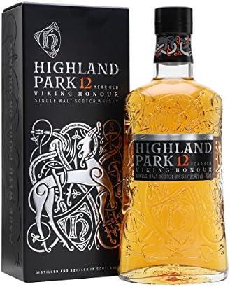 Highland Park Whisky escocés de 12 años de 700 ml (paquete de 70 cl)