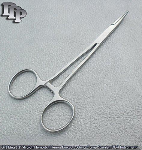 Gift Idea 3 5  Straigh Hemostat Hemos Forcep Locking Clamp Ddp