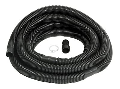 Wayne Pumps 66000-WYN1 1-1/2-Inch-by-24-Foot Sump Discharge Hose Kit with Clamps