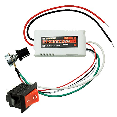 12 volt fan speed controller - 5