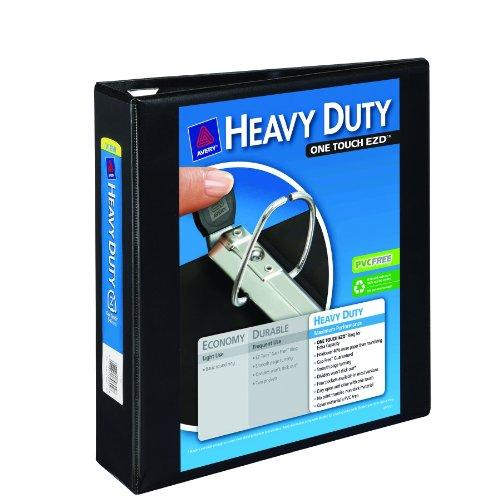 Interior Open Pocket - Avery Heavy-Duty View Binder, 2