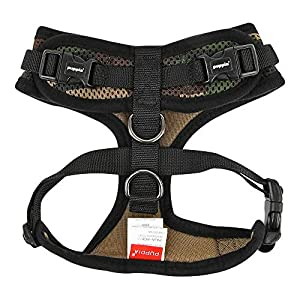 Puppia Ritefit Harness with Adjustable Neck