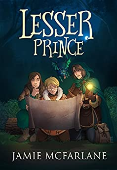 Lesser Prince (Guardians of Gaeland Book 1) by [McFarlane, Jamie]