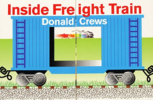 donald crews board books - 2