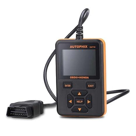 Autophix ES710 - Profesional Escáner Herramienta de Diagnostico EOBD OBD2 OBD II Lector de Código para
