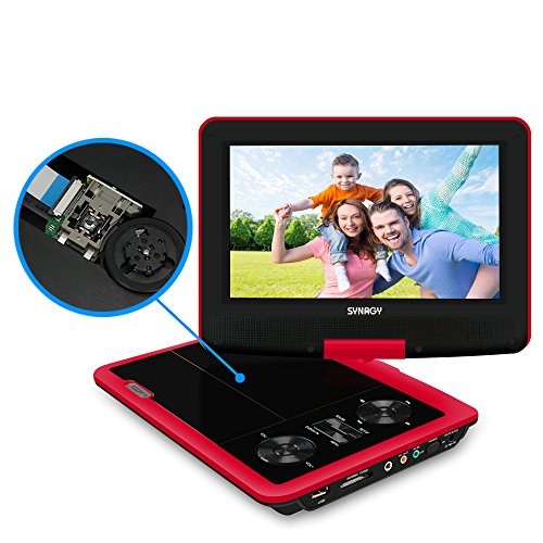 Portable DVD Player for Car, SYNAGY 9