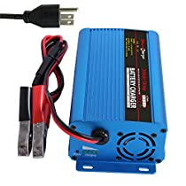 24 Volt 5A Automatic Battery Charger