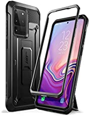 SUPCASE UB Pro Series Designed for Samsung Galaxy S20 Ultra / S20 Ultra 5G Case (2020 Release), Full-Body Dual Layer Rugged Holster & Kickstand Case Without Built-in Screen Protector