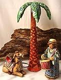 Jim Shore Let Heaven and Nature Sing Set 2006 Camel Drummer Set