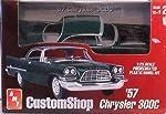 Amt ProShop 1957 CHRYSLER 300C 1/25 Prepainted Model Kit from AMT