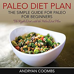 Paleo Diet Plan Audiobook
