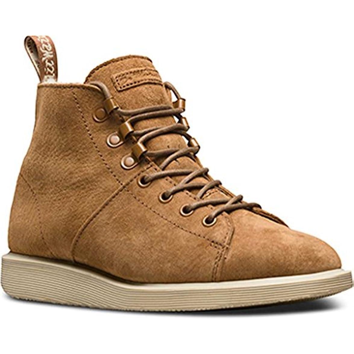 D2078 Sneaker Donna Dr Martens Les Boot Fl Scarpe Cuoio Shoe Woman