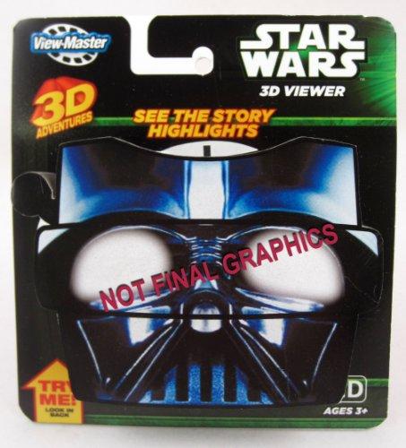 Basic Fun ViewMaster Star Wars Darth Vader Viewer by Basic Fun (Image #1)