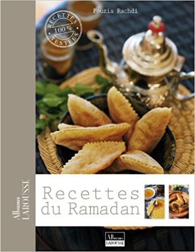 Livre gratuits Recettes du Ramadan pdf, epub ebook