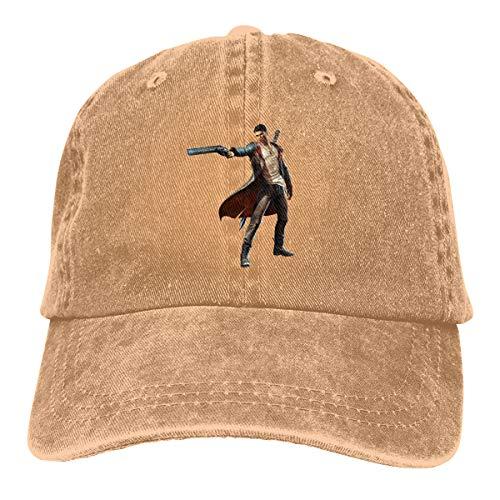 V For Vendetta Hat Type (Kinggo Custom Print Breathable Strapback Cap Devil May Cry 5 New Baseball)