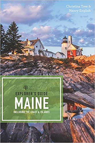 18th Edition Explorers Guide Maine