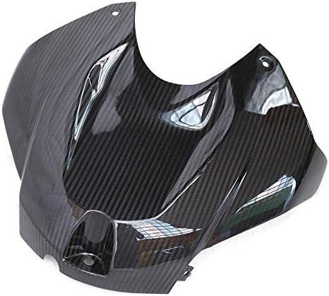 オートバイカーボンファイバーフェアリング、BMW S1000RR S 1000 RR 2015-2018のための保護ガスタンクトップガード