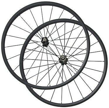 FidgetGear - Rueda Tubular de Carbono para Bicicleta de Carretera ...