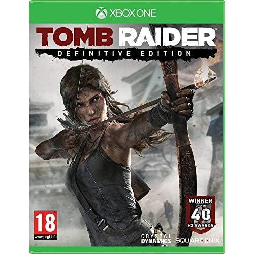 chollos oferta descuentos barato Tomb Raider Definitive Edition Importación Francesa