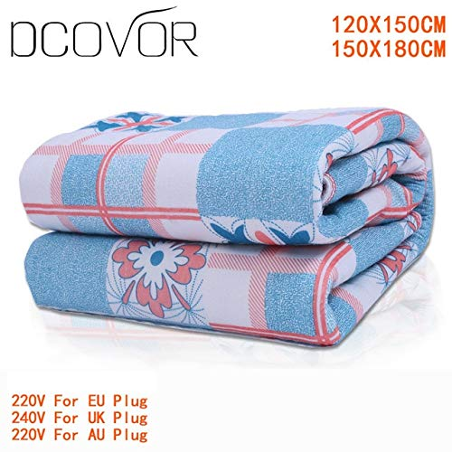 VietFA Electric Heaters - Blanket Plush Double Heated Blanke