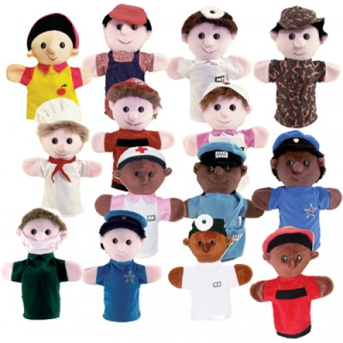 Get Ready Kids 450999 Kids Puppet by Get Ready Kids
