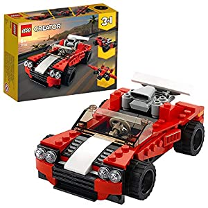 LEGO Creator 3in1 Sports Car...