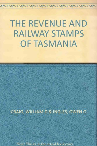 The revenue and railway stamps of Tasmania