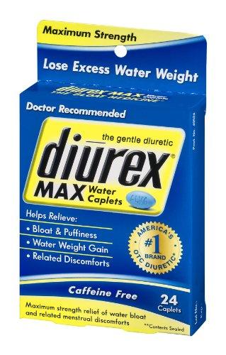 Diurex Max Pilules eau - 24 CT