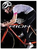 RION Women's Cycling Bike Pants Riding Gel Padded