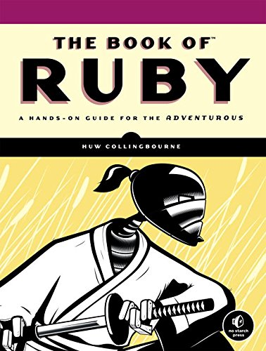 The Book of Ruby: A Hands-On Guide for the Adventurous [Huw Collingbourne] (Tapa Blanda)