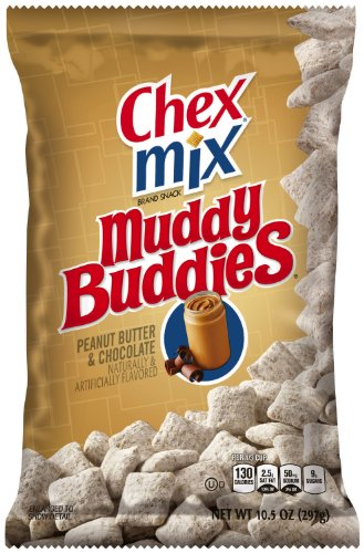 Chex Snack Mix, Muddy Buddies, Peanut Butter and Chocolat...