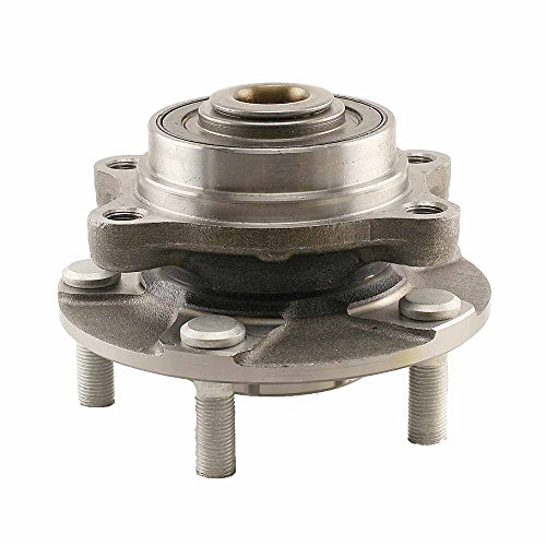 (HU513268 x 1 Brand New Wheel Bearing Hub Assembly Front Left or Right Side ( 5 Lug RWD ) Fit 03 - 07 INFINITI G35 , 03 - 09 Nissan 350Z )