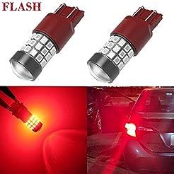 Alla Lighting 7440 7443 LED Strobe Brake...