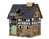 Midene Handmade Ceramic Miniatures 'Houses in