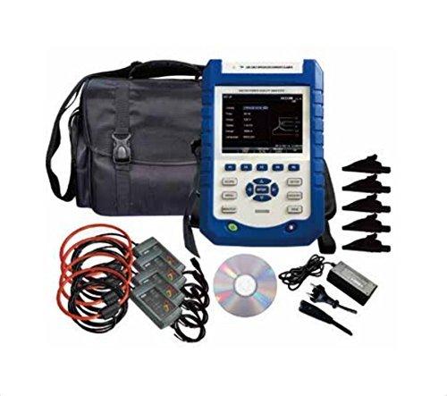 SA2100 Power Quality Analyzer Kit, Power Quality Meter, Power Logger, Power Recorder, 3 Phase Power Recorder