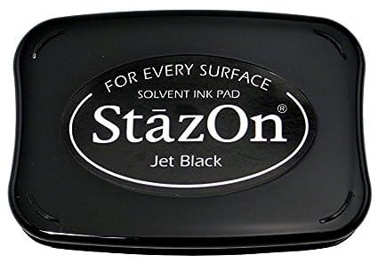 StazOn Jet Black Ink