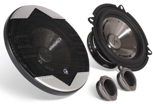 Oxygen Audio SPIRAL5.2 5.25 inch. 2 Way Component, 130 Wattts RMS (O2 SPIRAL-5.2)