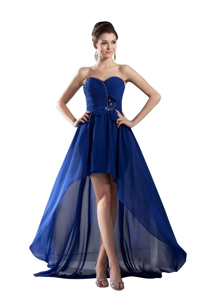 Beauty-Emily Maxi Tulle Sweetheart Neckline Sleeveless Zipper Luxury Quinceanera Gowns Color Royal Blue,Size US16